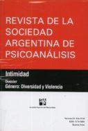 Revista de la Sociedad Argentina de Psicoanálisis