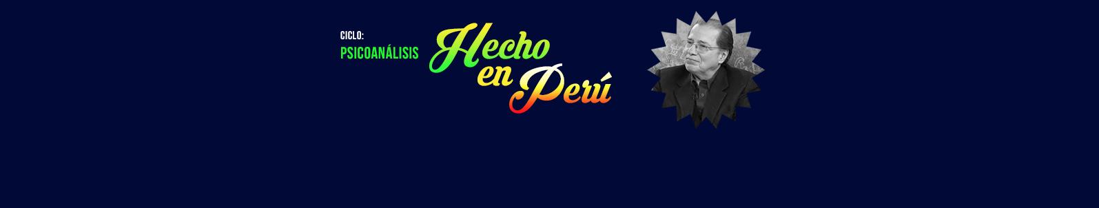 Conferencia Luis Herrera : Hecho en Perú